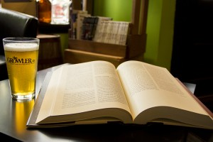 Books-Beer