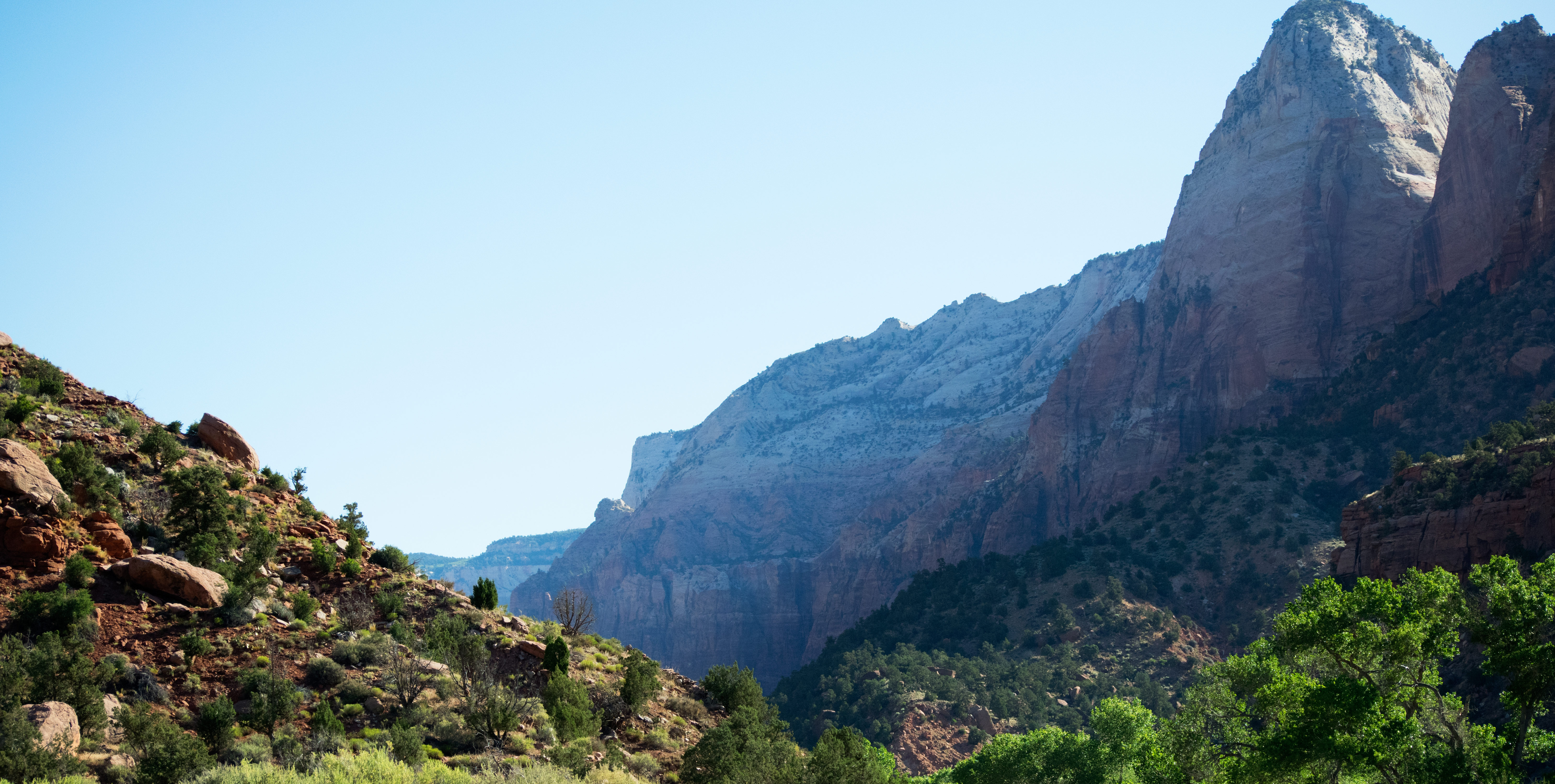 Photo Tuesday: Landscapes of Zion National Park